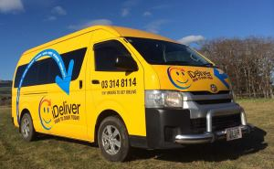 Full-Time Courier Driver